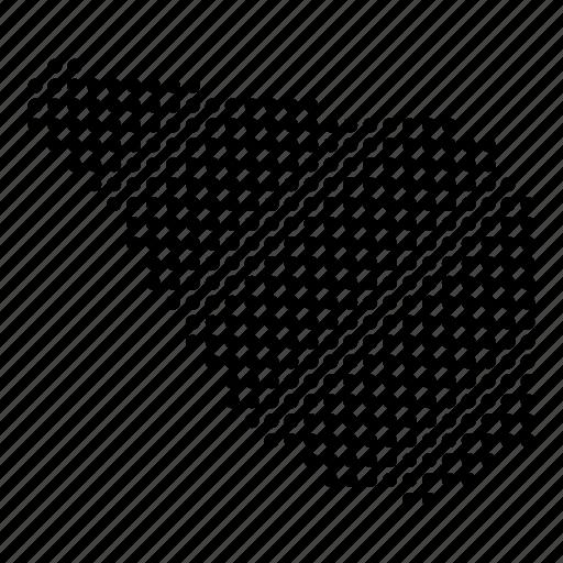 location, map, navassa icon