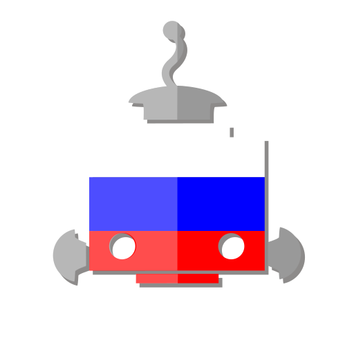 bot, flag, robot, ru, russia, telegram icon