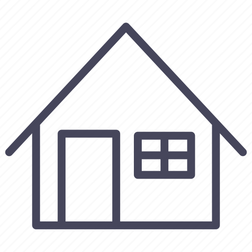 expenses, home, house, residence icon