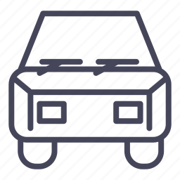 car, expenses, transportation icon