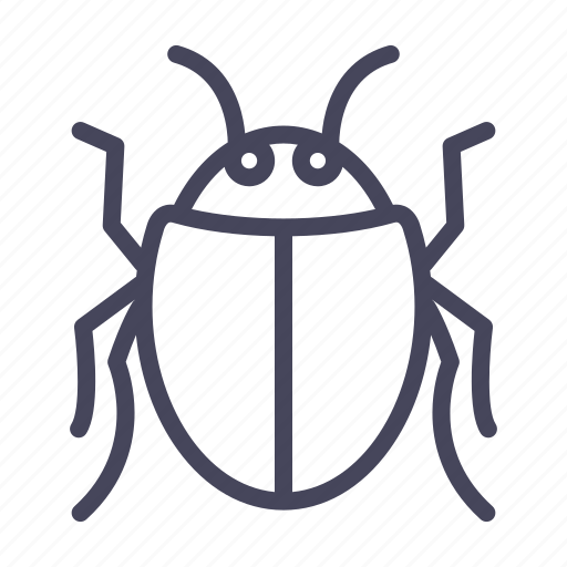 beetle, bug, insect, insects, nature, scarab icon
