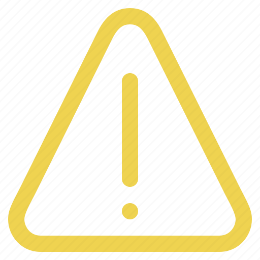 alert, attention, caution, danger, exclamation, notice, sign, storm, triangle, warning, weather icon