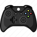 console, controller, game, gamer, play, xbox, yumminky icon