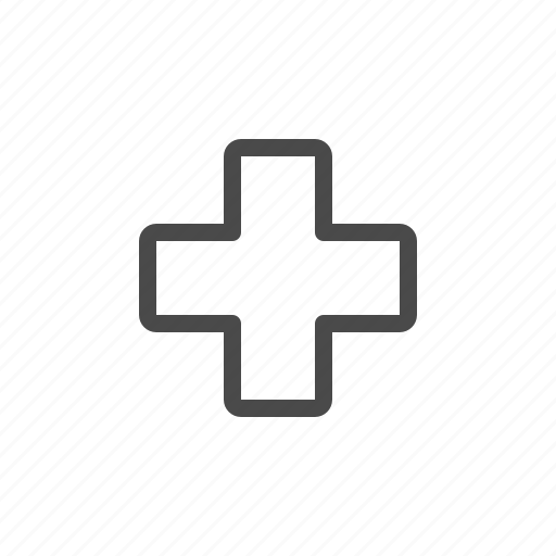 dpad, one, xbox icon