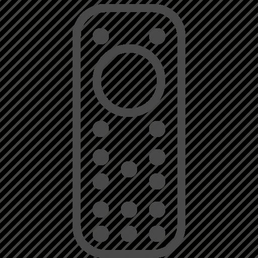 media, one, remote, xbox icon