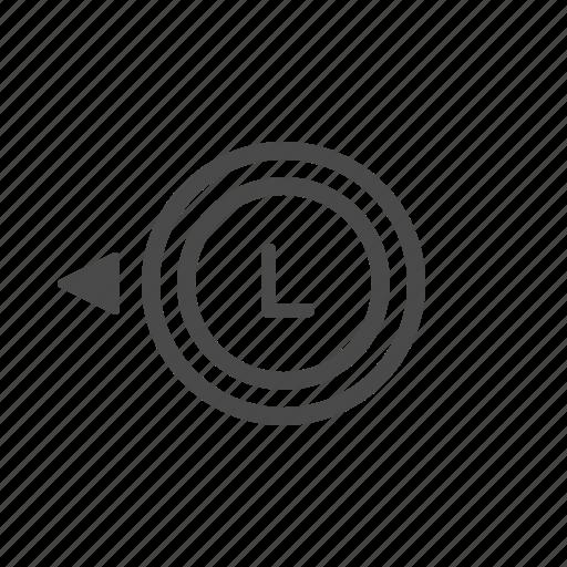 arrow, left, one, thumbstick, xbox icon