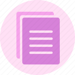 blank, document, file, folder, paper, planing icon