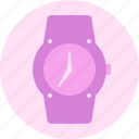 alarm, clock, hand, time, watch icon