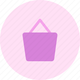 bag, basket, commerce, shop, shopping icon