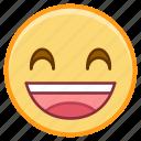 emoji, emoticon, emotion, face, smile, sticker