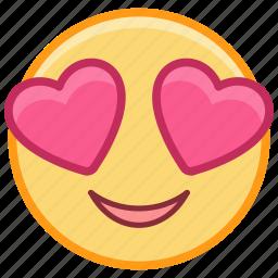emoji, emoticon, emotion, face, smile, sticker icon