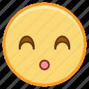 emoji, emoticon, emotion, face, frowning