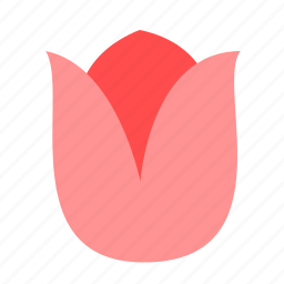 floral, flower, love, nature, true, tulip icon
