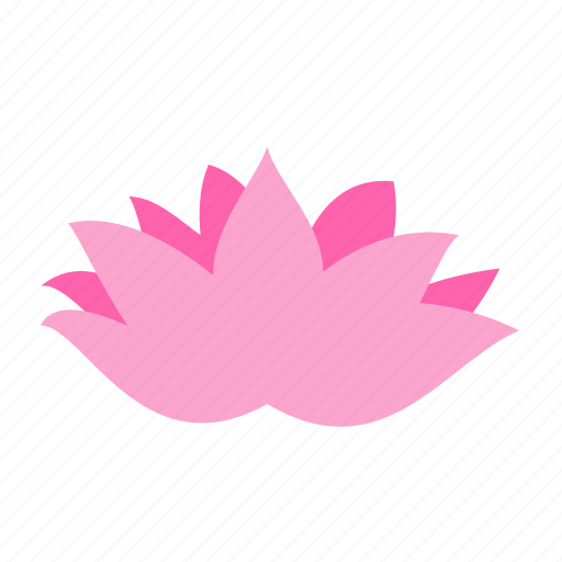 enlightenment, floral, flower, lotus, nature icon