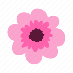 dahlia, elegance, floral, flower, nature icon