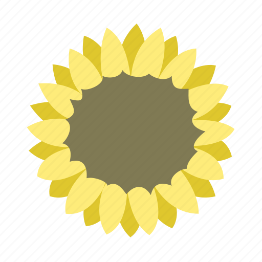adoration, floral, flower, nature, sunflower icon