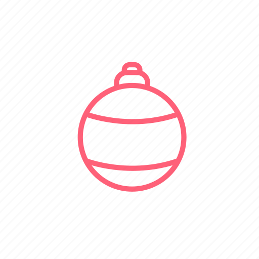 ball, christmas, christmas ball, christmas decorations, xmas icon