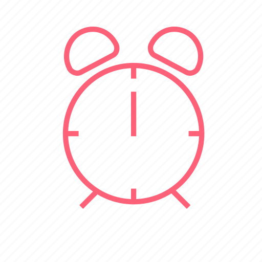 alarm, christmas, clock, new year icon