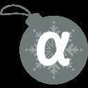 app, ball, christmas, net icon