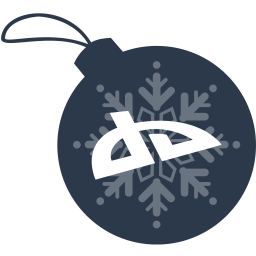 ball, christmas, deviantart icon