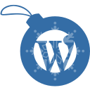 ball, christmas, wordpress icon