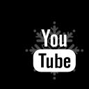 ball, christmas, youtube icon