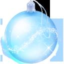 christmas, glass, ball
