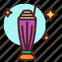 drink, frappe, milkshake icon