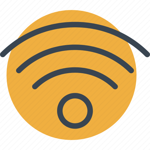 computer, connection, interface, internet, multimedia, technology, wifi icon