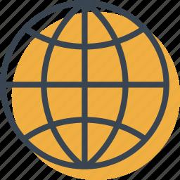 earth, interface, internet, multimedia, wireless, world, worldwide icon