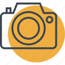 camera, digital, interface, photo, photograph, picture, technology icon