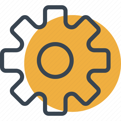 cogwheel, configuration, gear, settings icon