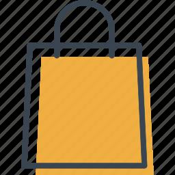 bag, commerce, shopper, shopping, supermarket icon