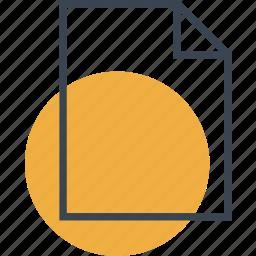 application, business, interface, personal, portfolio, profile, resume icon