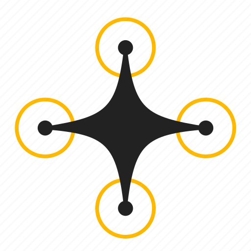 copter, drone, flying, nanocopter, quadcopter icon