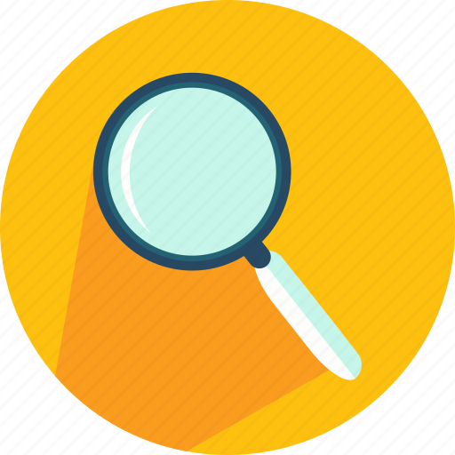 Detective, glass, loupe, magnifying, search, zoom icon - Download on Iconfinder