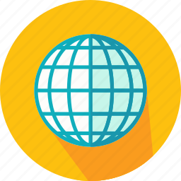 earth, geography, globe, maps, planet, web icon
