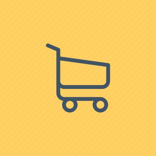 cart, commerce, dollar, shopping, store, supermarket icon