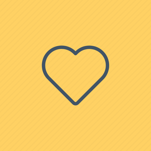 heart, interface, like, lover, loving, peace, shapes icon