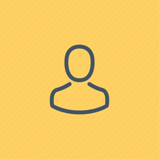 avatar, people, profile, social, user icon