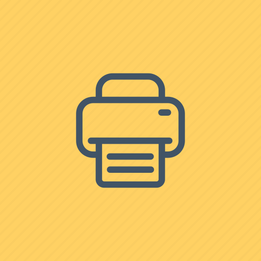 ink, paper, print, printer, printing, technology, tools icon