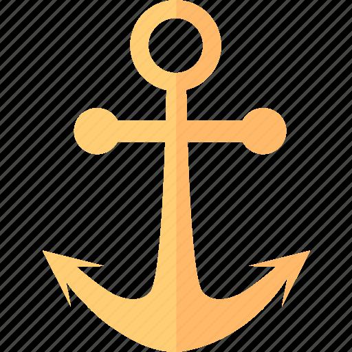 anchor, anchors, navy, sail, sailing, tattoo icon