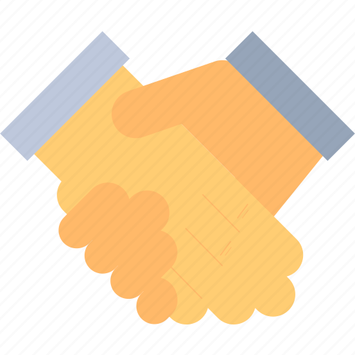 agreement, business, cooperation, finance, hand, handshake icon