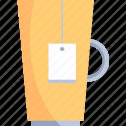 coffee, cup, drink, food, mug, restaurant, tea icon