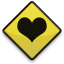 heart, love, sign, favorites icon