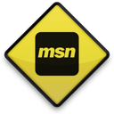 097698, 102821, logo, msn, square icon