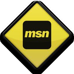 097698, 102821, logo, msn, square icon