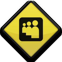 097700, 102823, logo, myspace, square icon