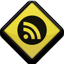 097718, 102841, circle, rss icon