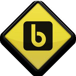 097744, 102867, buzz, logo, square, yahoo icon